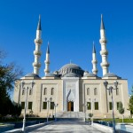 Turkish Mosque Ashgabat