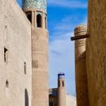 Watchtowers Khiva