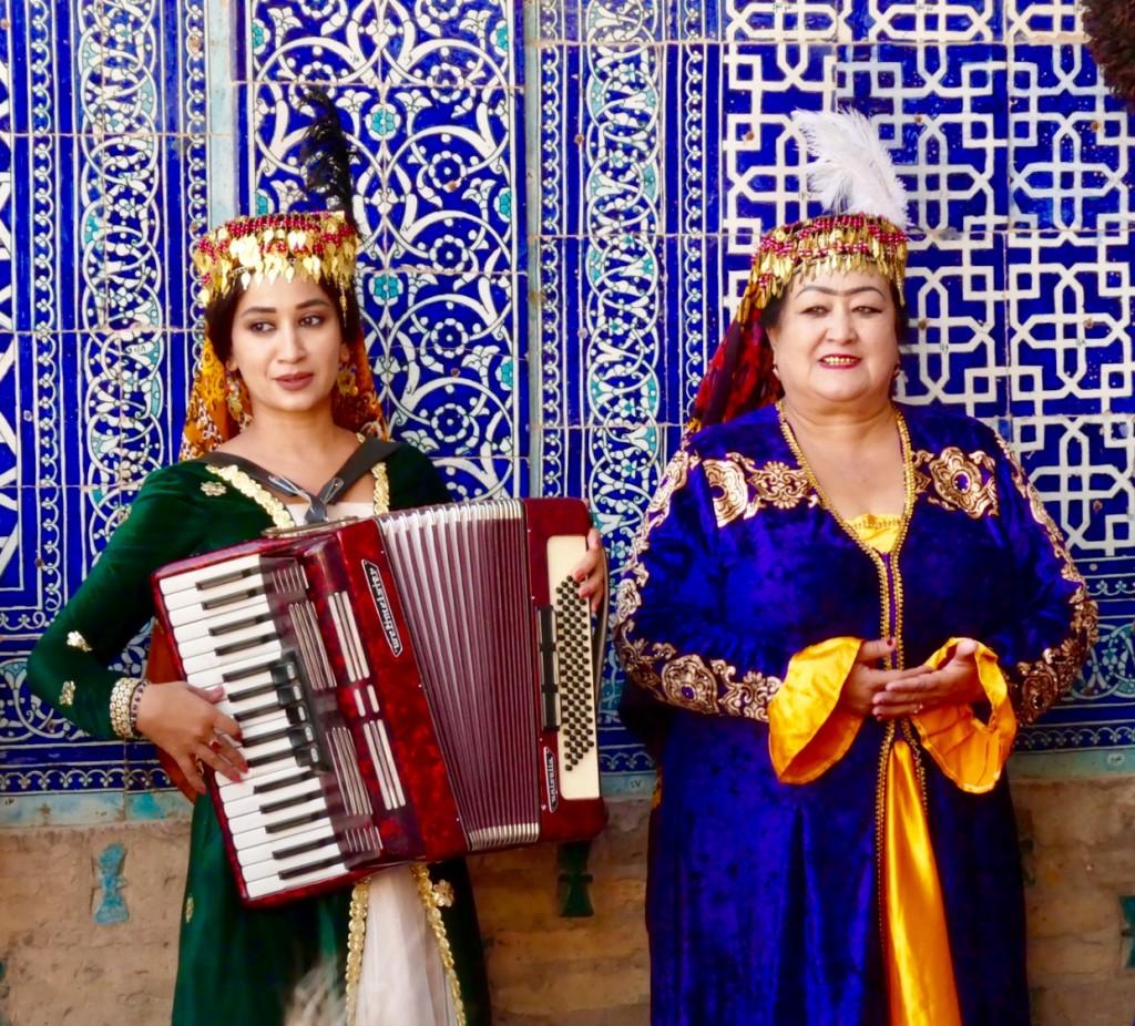Singers Khiva