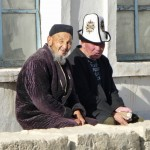 Old men at the mosque