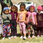 Preschoolers Wakhan Valley