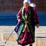 Kazakh pilgrim