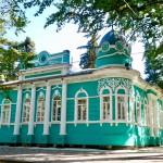 Heritage building Almaty