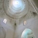 Dome stalactite detail Yasawi Mausoleum